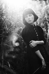Black Lament by kuzminphoto