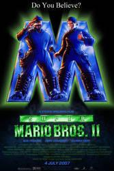 Super Mario Bros. II by AmbientZero