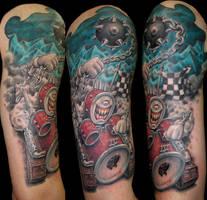 tattoo1 by DanHazeltondotcom