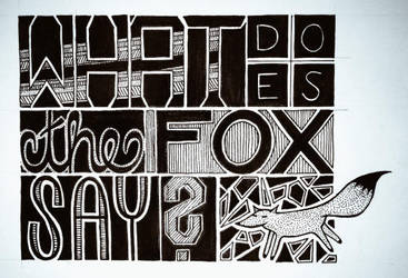 THE FOX II by KADZN