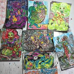 Art sale by quietsecrets