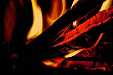 Fire by Majestiqo