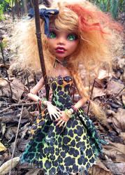 MH - Leona by demonrae-dolls
