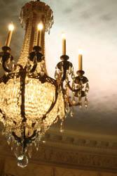 chandelier by behindyoureyes