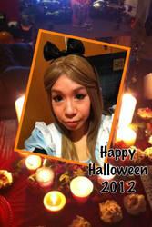 Happy Halloween by dewmelen