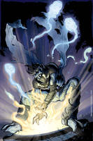 Soul Reaver :: Cover, color version by VTomi