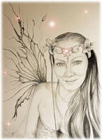 Goddess of Gaia by Titanyafaery