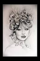 Kate Bush by Titanyafaery