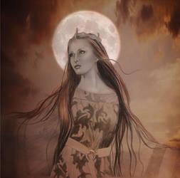 Mystic by Titanyafaery