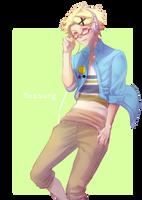 Yoosung by BleleimoN