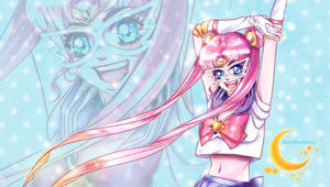Sailor Moon PINK by Alex-Asakura