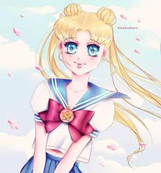 Sailor Moon Spring by Alex-Asakura