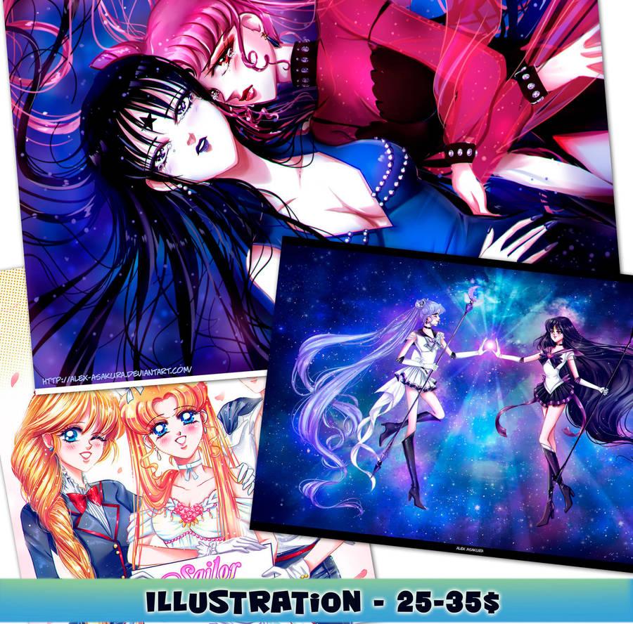 4 PAGE- PRICE by Alex-Asakura
