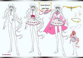 Concept design-Sailor Mask by Alex-Asakura