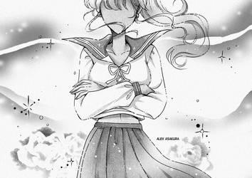 Makoto Kino by Alex-Asakura