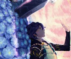 NuError: Flax-woven Friendship by sakonma