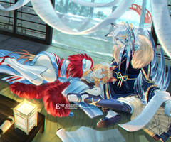 CM: Ever and Izumi by sakonma