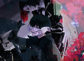 Tokyo Ghoul: Dissonance by sakonma