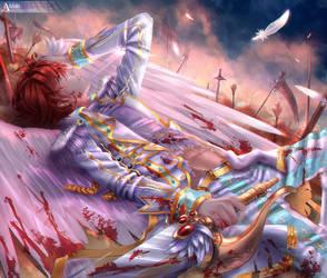 CM: Aidan by sakonma