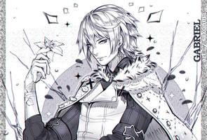 Eudemon: Gabriel by sakonma