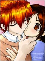 Edward X Bella - Kiss by Robbuz