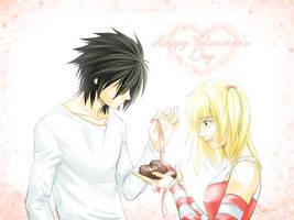 Happy Valentine's Day by Robbuz