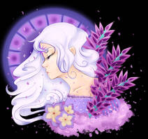 Lady Amalthea by dogfishkiss