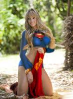 Juliana Salimeni Supergirl 2 by ThiagoCA