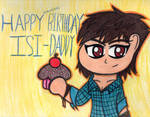 Happy (extremely late) Birthday Isi-Daddy! by AmieCris