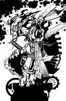 Blind Steampunk by abraibarnabas