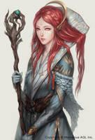 Healer by ae-rie