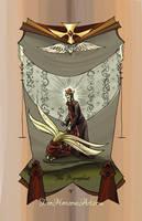 V: Hierophant by TwoHorizonsArt