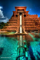 Mayan Temple by GLshorts