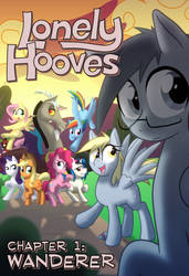 Lonely Hooves Chapter 1 Cover by Zaron