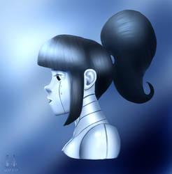 Robot Girl by CosmicRick