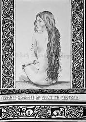 Freyja by VikingWidunder