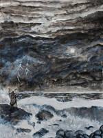 The Summoning of Njord by VikingWidunder