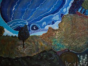 Dreamscape by VikingWidunder