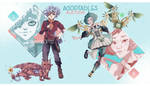 [OPEN AUCTION] ADOPT COLLAB by CemarAdopts