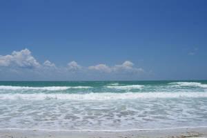 morning_ocean 2 by flordelys-stock