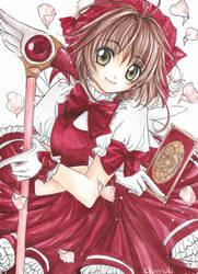 - Cardcaptor Sakura - by cherriuki