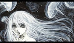 Jellyfish by cherriuki