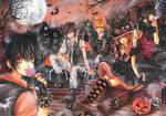 Hallow's Eve by cherriuki