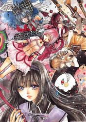 Cruel Fate by cherriuki