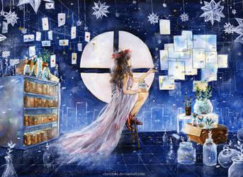 Wishmaker by cherriuki