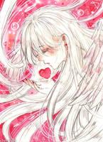 Heart Angel by cherriuki