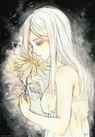 Night Blossom by cherriuki