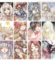 2015 Art Summary by cherriuki