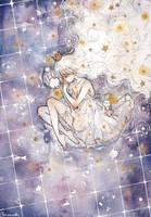 Starry Dreams Starry Night by cherriuki