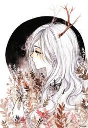 Laurels by cherriuki